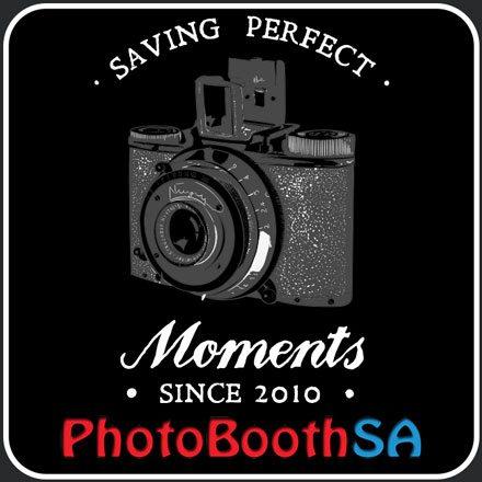 PhotoBoothSA Retina Logo