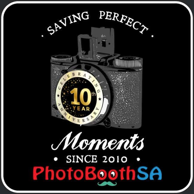 PhotoBoothSA Logo
